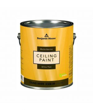 District Design Benjamin Moore Ceiling Paint Waterborne Ultra Flat