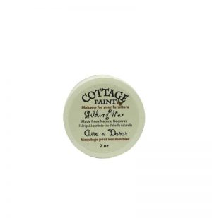 District Design Cottage Paint Gliding Wax 2oz