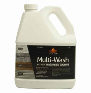 District Design Sansin Multi-Wash Nettoyant Biodégradable