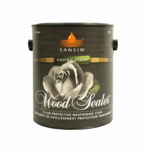 District Design Peinture Sansin Wood Sealer 3.78L