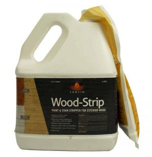 District Design Sansin Wood Wash 3.78L