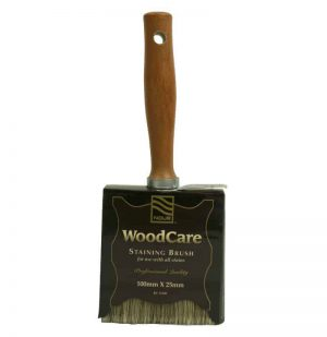 District Design WoodCare Staining Brush 100mm x 25mm
